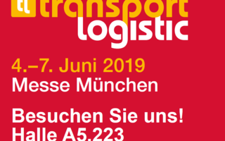 Transport Logistic Messe 2019